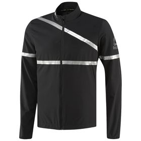 Men's Reebok Woven Running Jacket