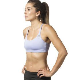 Women's Reebok Workout Ready Tri Back Bra