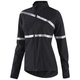 Women's Reebok Vizlocity Reflective Running Jacket