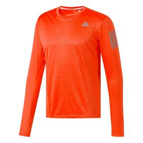 Men's adidas Response Long Sleeve Running T-Shirt