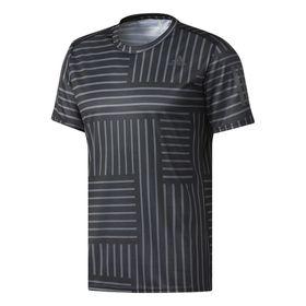 Men's adidas Response Printed Running T-Shirt