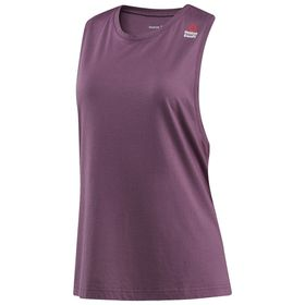 Women's Reebok Sprayed CrossFit Muscle Tank Top