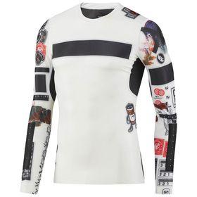 Men's Reebok CrossFit Compression Long Sleeve T-Shirt