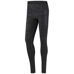 Men's Reebok Hexawarm Reflective Thermal Tights