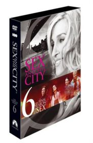 Sex and the City: Series 6 - (Import DVD)