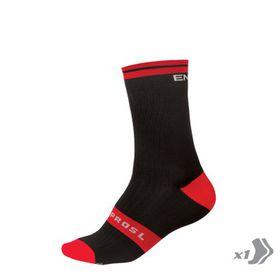 Endura Men's Pro SL Sock (Single) - Black (Size: L/XL)