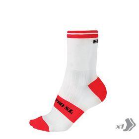 Endura Men's Pro SL Sock (Single) - White (Size: S/M)