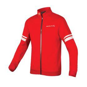 Endura Men's Pro SL Thermal Windproof Jacket - Red