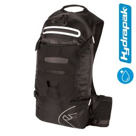 Endura Men's Single Track Backpack with Hydrapak - Black (Size: One Size)