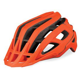 Endura Men's Single Track Helmet - Orange