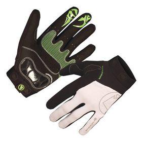 Endura Men's Single Track II Glove - White