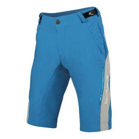 Endura Men's Single Track Lite Short - Blue