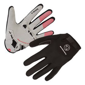Endura Men's Single Track Plus Glove - Black