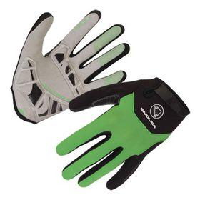 Endura Men's Single Track Plus Glove - Green
