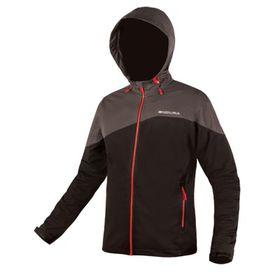 Endura Men's Single Track Softshell Jacket - Black