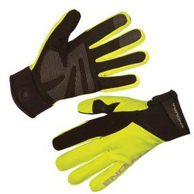 Endura Men's Strike II Glove - Yellow