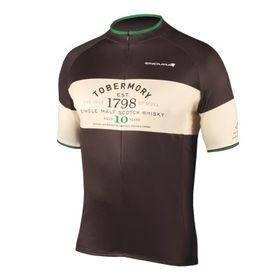 Endura Men's Tobermory Whisky Jersey - Black