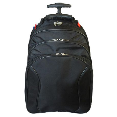 f83140e9b8 Camel Mountain Trolley Laptop Bag - Black | Buy Online in South ...