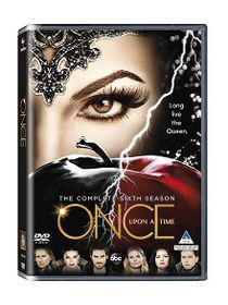 Once Upon A Time Season 6 (DVD)