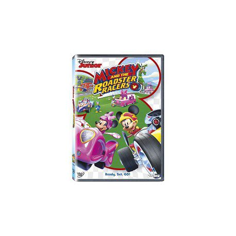 54006ba77ba Mickey And The Roadster Racers  Volume One (DVD)