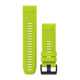 Garmin QuickFit 26mm Silicone Watch Band -  Amp Yellow