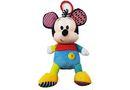Disney - Mickey Activity Plush toy 25cm - Multi-Coloured