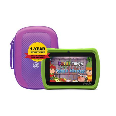 LeapFrog Epic and Carry Case - Violet