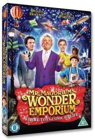 Mr Magorium's Wonder Emporium (DVD)