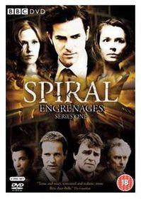 Spiral-Series 1 - (Import DVD)