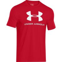 Under Armour Mens Charged Cotton Sportstyle Logo Tee