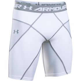 Under Armour Mens Core Shorts - White