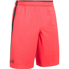 Under Armour Mens Tech Mesh Short - Marathon Red