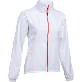 Under Armour Ladies International Jacket - White