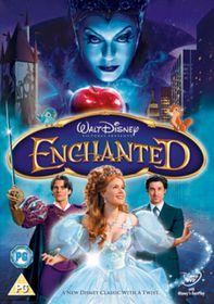 Enchanted (Disney) (DVD)