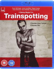 Trainspotting Special Edition - (Import HD DVD)