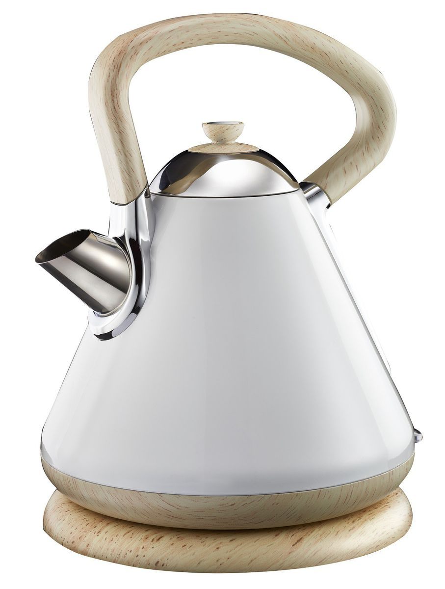 russell hobbs - 1 7 litre kettle - white
