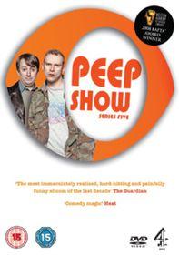 Peep Show 5 - (Import DVD)