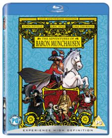 Adventures of Baron Munchausen - (Import Blu-ray Disc)