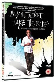 Buy The Ticket Take The Ride - (Import DVD)