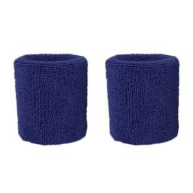 SNT Wrist/Sweat Band Pair - Navy
