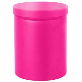 36e0468b466 Lumoss - Plastic Storage Canister with Lid - Pink