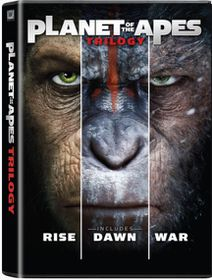 Planet Of The Apes Boxset (DVD)
