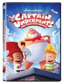Captain Underpants (DVD)