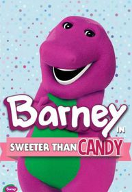 Barney: Sweeter Than Candy + Ahora Mismo (DVD)