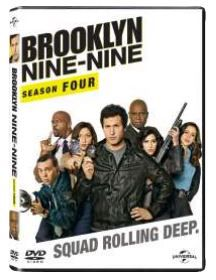 Brooklyn Nine-Nine Season 4 (DVD)