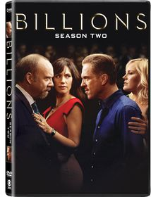 Billions Season 2 (DVD)