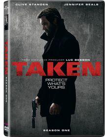 Taken Season 1 (DVD)