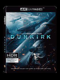 Dunkirk (4K Ultra HD + Blu-ray)