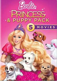 Barbie: Princess & Puppy Boxset (DVD)