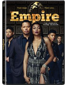Empire Season 3 (DVD)